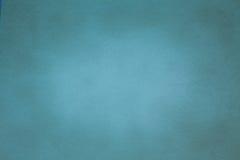 Fundo velho da textura do papel azul (horizontal) foto de stock