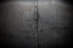 Fundo velho do metal Foto de Stock