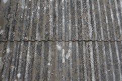 Fundo velho do telhado da oxidação, fundo do vintage Imagens de Stock