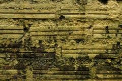 Fundo velho do tijolo fotografia de stock royalty free