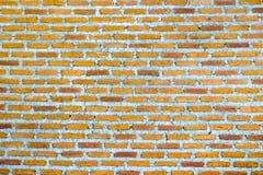 Fundo velho do tijolo Foto de Stock Royalty Free