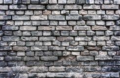 Fundo velho sujo da parede de tijolo fotos de stock royalty free
