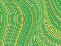 Fundo verde abstrato Foto de Stock Royalty Free