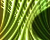Fundo verde abstrato ilustração do vetor