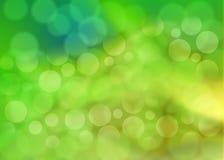 Fundo verde abstrato Imagem de Stock Royalty Free