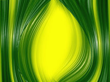 Fundo verde abstrato Foto de Stock Royalty Free