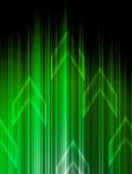 Fundo verde abstrato da tecnologia. Imagens de Stock Royalty Free