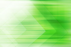 Fundo verde abstrato da tecnologia Fotografia de Stock Royalty Free