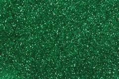 Fundo verde abstrato do brilho imagem de stock royalty free