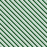 Fundo verde da folha da marijuana e da repetição do teste padrão das listras Imagens de Stock