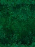 Fundo verde da mola ilustração stock