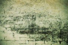 Fundo verde da textura da parede do grunge fotos de stock