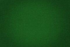 Fundo verde da textura da tela Foto de Stock Royalty Free