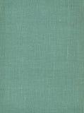 Fundo verde de matéria têxtil Imagens de Stock Royalty Free