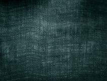 Fundo verde do algodão Foto de Stock Royalty Free
