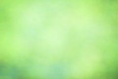 Fundo verde do borrão foto de stock royalty free
