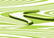 Fundo, verde do metal Fotografia de Stock Royalty Free