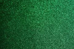 Fundo verde do Natal fotografia de stock royalty free