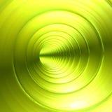 Fundo verde do sumário do redemoinho com rodopiar a espiral de torção Imagens de Stock Royalty Free