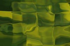 Fundo verde do teste padrão Imagens de Stock