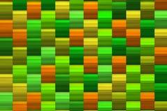 Fundo verde e amarelado da textura Foto de Stock