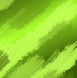 Fundo verde fresco abstrato Imagem de Stock