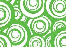 Fundo verde retro Foto de Stock Royalty Free