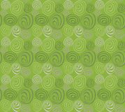 Fundo verde sem emenda abstrato do vetor ilustração do vetor
