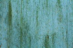 Fundo verde velho da parede das texturas Fundo perfeito com espa?o foto de stock