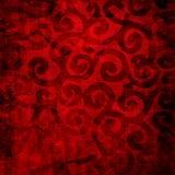 Fundo vermelho   Fotografia de Stock Royalty Free