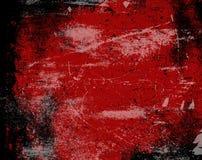 Fundo vermelho ilustração stock