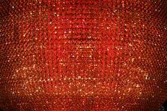 Fundo vermelho abstrato Imagem de Stock Royalty Free
