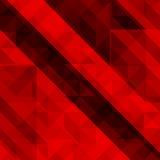 Fundo vermelho abstrato Fotografia de Stock Royalty Free