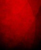 Fundo vermelho abstrato da pintura Imagens de Stock