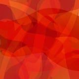 Fundo vermelho abstrato do vetor Imagens de Stock Royalty Free