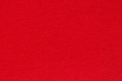 Fundo vermelho abstrato ou textura de papel do Natal Imagens de Stock