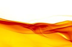 Fundo vermelho, amarelo e branco abstrato Fotografia de Stock Royalty Free