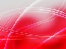 Fundo vermelho com linhas Fotos de Stock