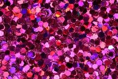 Fundo vermelho, cor-de-rosa, roxo Foto de Stock