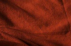 Fundo vermelho da textura da tela Imagem de Stock Royalty Free