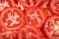 Fundo vermelho do tomate fotos de stock royalty free