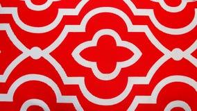 Fundo vermelho e branco Imagem de Stock Royalty Free