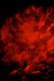 Fundo vermelho Mottled fotos de stock royalty free