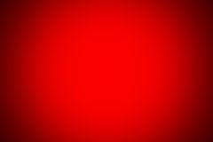 Fundo vermelho simples abstrato Fotos de Stock