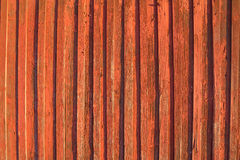 Fundo vermelho velho da parede Fotos de Stock Royalty Free