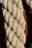 Fundo vestido velho da corda Fotos de Stock Royalty Free
