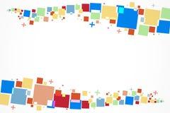 Fundo vibrante Imagens de Stock