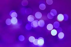 Fundo violeta abstrato Imagem de Stock