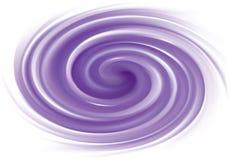 Fundo violeta abstrato do redemoinho do vetor Imagens de Stock Royalty Free
