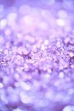 Fundo violeta de incandescência foto de stock royalty free